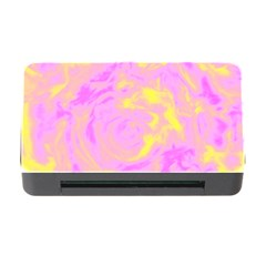 Abstract art Memory Card Reader with CF