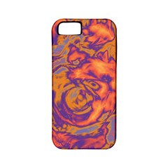Abstract art Apple iPhone 5 Classic Hardshell Case (PC+Silicone)