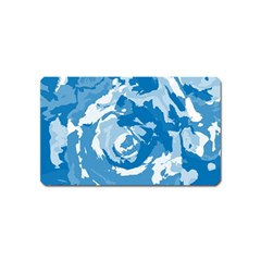 Abstract art Magnet (Name Card)