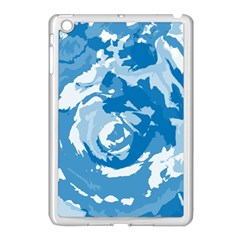 Abstract art Apple iPad Mini Case (White)