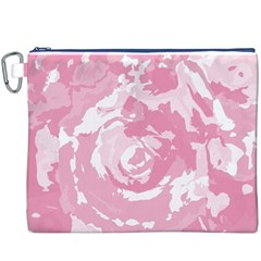 Abstract art Canvas Cosmetic Bag (XXXL)