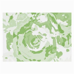 Abstract art Large Glasses Cloth (2-Side)