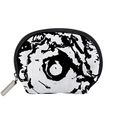 Abstract art Accessory Pouches (Small)