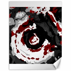 Abstract art Canvas 12  x 16