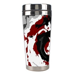 Abstract art Stainless Steel Travel Tumblers