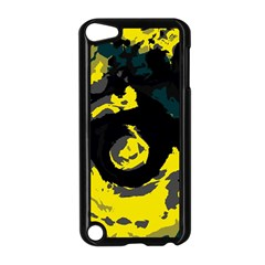 Abstract art Apple iPod Touch 5 Case (Black)