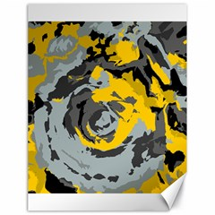 Abstract art Canvas 18  x 24