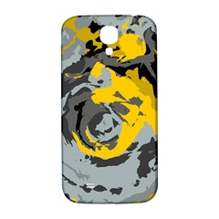 Abstract art Samsung Galaxy S4 I9500/I9505  Hardshell Back Case