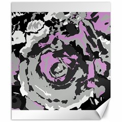 Abstract art Canvas 8  x 10