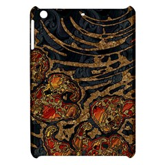 Unique Abstract Mix 1a Apple iPad Mini Hardshell Case