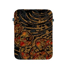 Unique Abstract Mix 1a Apple iPad 2/3/4 Protective Soft Cases