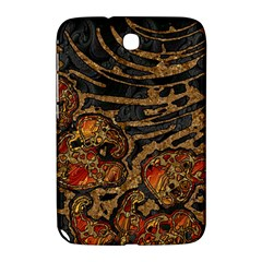 Unique Abstract Mix 1a Samsung Galaxy Note 8.0 N5100 Hardshell Case