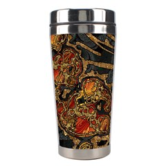 Unique Abstract Mix 1a Stainless Steel Travel Tumblers