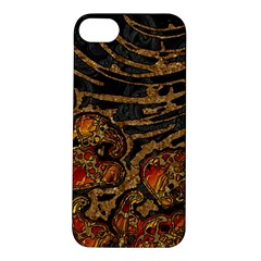 Unique Abstract Mix 1a Apple iPhone 5S/ SE Hardshell Case
