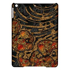 Unique Abstract Mix 1a iPad Air Hardshell Cases