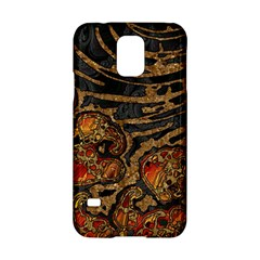 Unique Abstract Mix 1a Samsung Galaxy S5 Hardshell Case