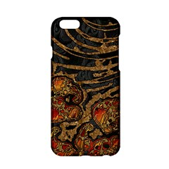 Unique Abstract Mix 1a Apple iPhone 6/6S Hardshell Case
