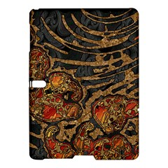 Unique Abstract Mix 1a Samsung Galaxy Tab S (10.5 ) Hardshell Case