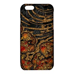 Unique Abstract Mix 1a iPhone 6/6S TPU Case