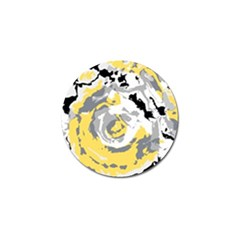 Abstract art Golf Ball Marker