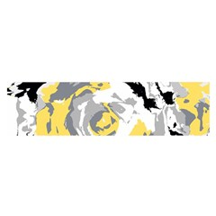 Abstract art Satin Scarf (Oblong)
