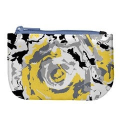 Abstract Art Large Coin Purse