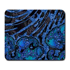 Unique Abstract Mix 1b Large Mousepads