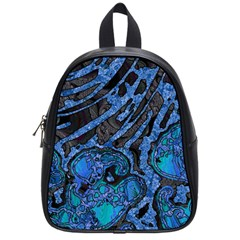 Unique Abstract Mix 1b School Bags (Small)