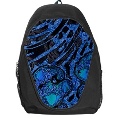 Unique Abstract Mix 1b Backpack Bag