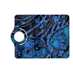 Unique Abstract Mix 1b Kindle Fire HD (2013) Flip 360 Case