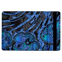 Unique Abstract Mix 1b iPad Air Flip
