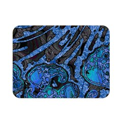 Unique Abstract Mix 1b Double Sided Flano Blanket (Mini)
