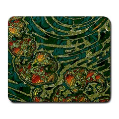 Unique Abstract Mix 1c Large Mousepads