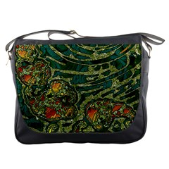 Unique Abstract Mix 1c Messenger Bags