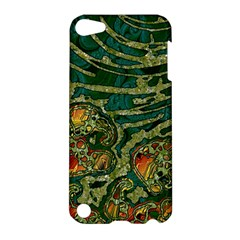 Unique Abstract Mix 1c Apple iPod Touch 5 Hardshell Case