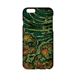 Unique Abstract Mix 1c Apple iPhone 6/6S Hardshell Case