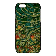 Unique Abstract Mix 1c iPhone 6/6S TPU Case