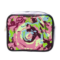 Abstract art Mini Toiletries Bags