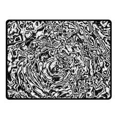 Abstract art Fleece Blanket (Small)