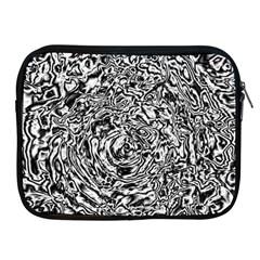 Abstract art Apple iPad 2/3/4 Zipper Cases