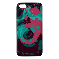 Abstract art Apple iPhone 5 Premium Hardshell Case