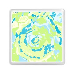 Abstract art Memory Card Reader (Square)
