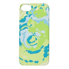 Abstract art Apple iPhone 5S/ SE Hardshell Case