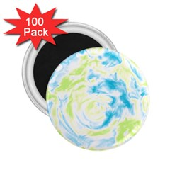 Abstract art 2.25  Magnets (100 pack)