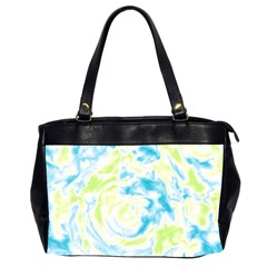 Abstract art Office Handbags (2 Sides)