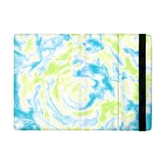Abstract art Apple iPad Mini Flip Case