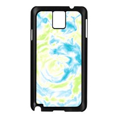 Abstract art Samsung Galaxy Note 3 N9005 Case (Black)