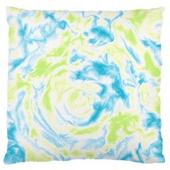 Abstract art Standard Flano Cushion Case (One Side)