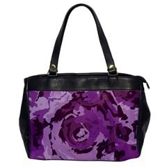 Abstract art Office Handbags