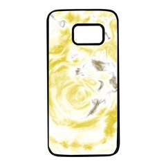 Abstract Art Samsung Galaxy S7 Black Seamless Case
